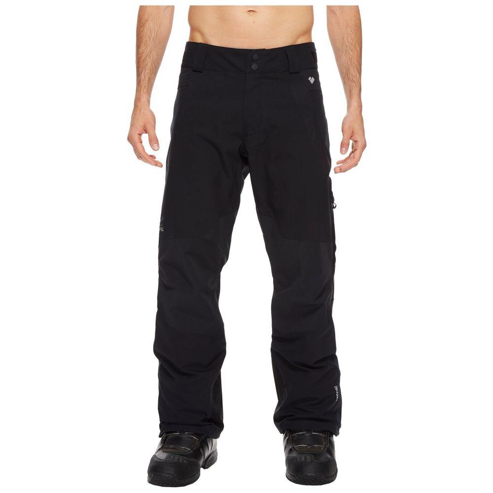 オバマイヤー メンズ スキー・スノーボード ボトムス・パンツ【Process Pants】Black