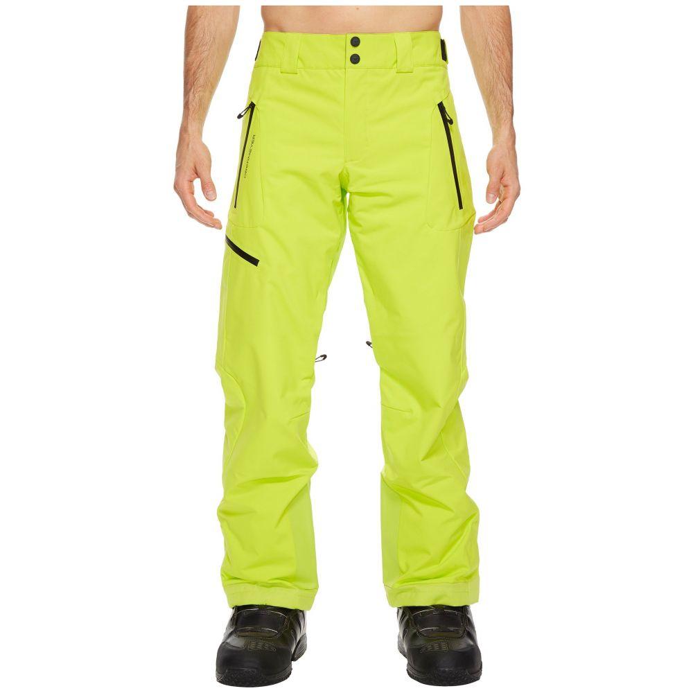 オバマイヤー メンズ スキー・スノーボード ボトムス・パンツ【Force Pants】Green Flash