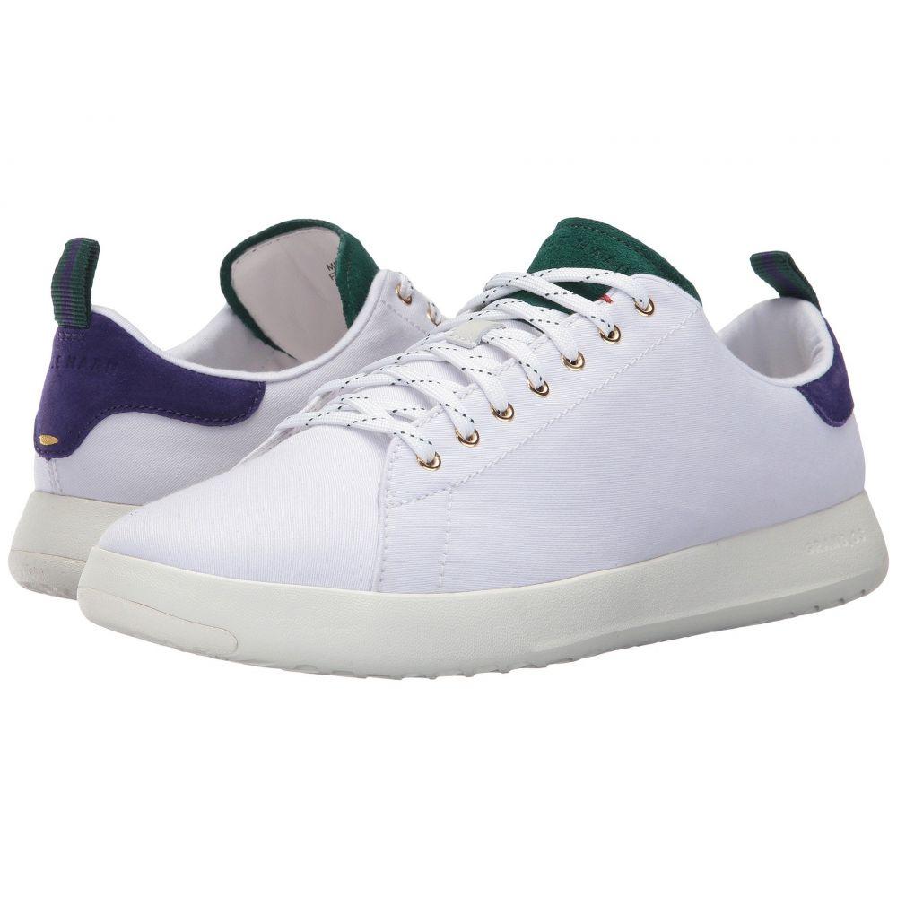 コールハーン メンズ シューズ・靴 スニーカー【GrandPro Tennis Lux】White