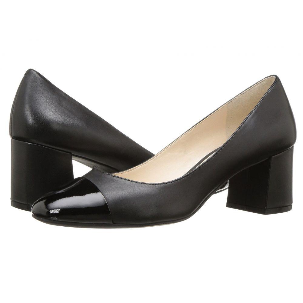 コールハーン レディース シューズ・靴 パンプス【Dawna Grand Pump 55mm II】Black Leather/Patent