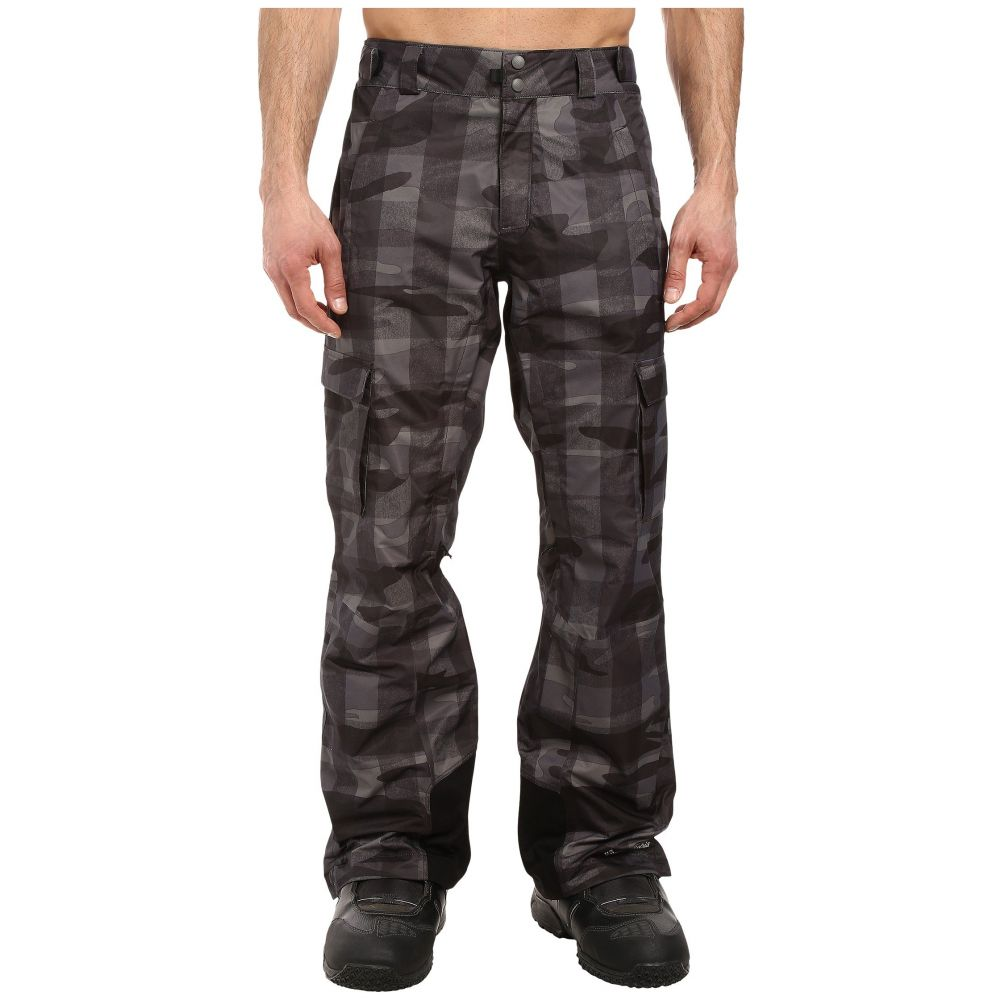 正規 コロンビア メンズ Buffalo スキー Pant】Black・スノーボード ボトムス・パンツ【Ridge 2 Run II II Pant】Black Buffalo Camo, 東牟婁郡:2fbb4b4d --- canoncity.azurewebsites.net