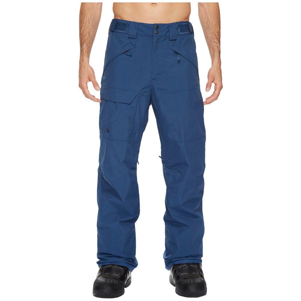 ザ ノースフェイス メンズ スキー・スノーボード ボトムス・パンツ【Freedom Pants】Shady Blue