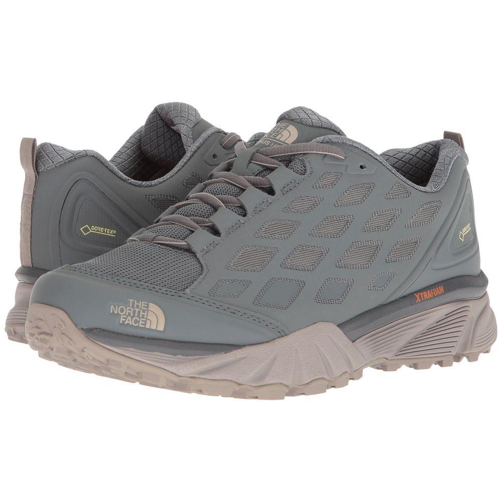 ザ ノースフェイス レディース ハイキング・登山 シューズ・靴【Endurus Hike GTX】Sedona Sage Grey/Vintage Khaki