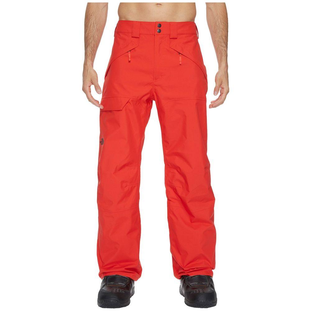 ザ ノースフェイス メンズ スキー・スノーボード ボトムス・パンツ【Seymore Pants】Centennial Red