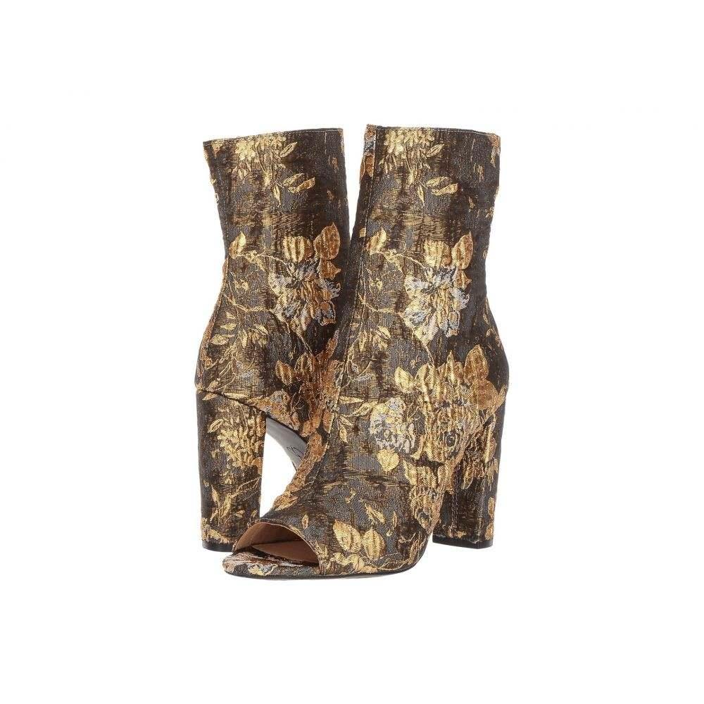 ジェシカシンプソン レディース シューズ・靴 ブーツ【Elara】Metallic Multi/Metallic Floral Brocade