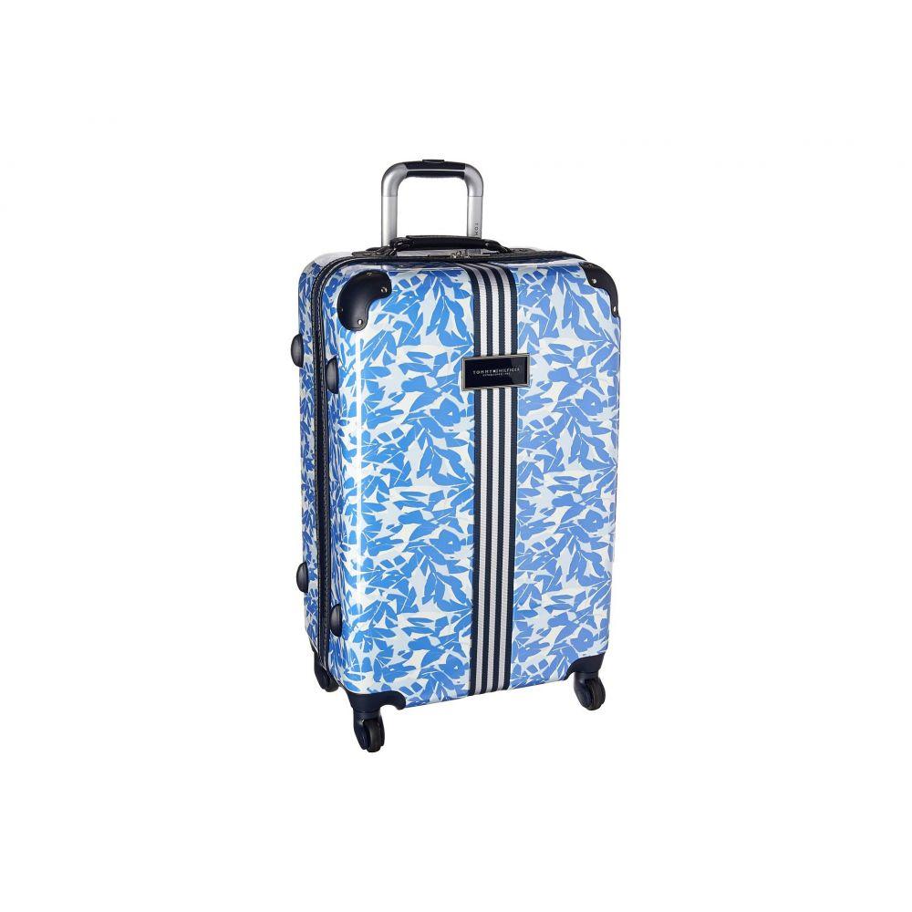 トミー ヒルフィガー メンズ バッグ スーツケース・キャリーバッグ【TH-686 Breezy Palm 25 Upright Suitcase】White