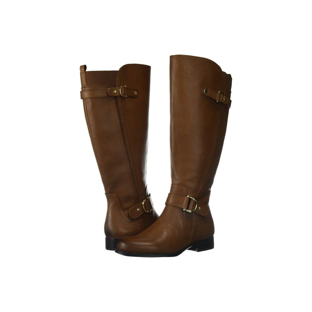 ナチュラライザー レディース シューズ・靴 ブーツ【Jenelle Wide Calf】Banana Bread Tumbled Leather