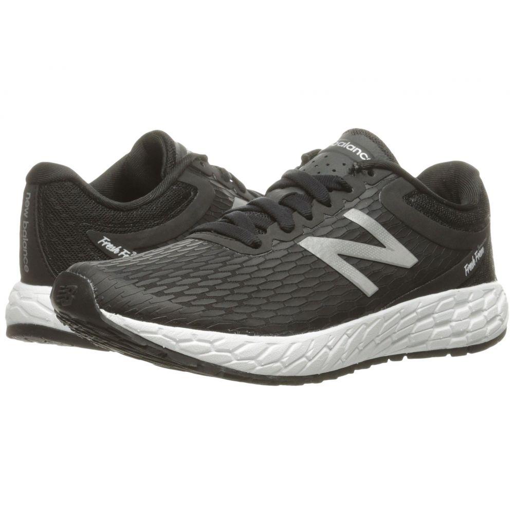 ニューバランス レディース ランニング・ウォーキング シューズ・靴【Fresh Foam Boracay V3】Black/White