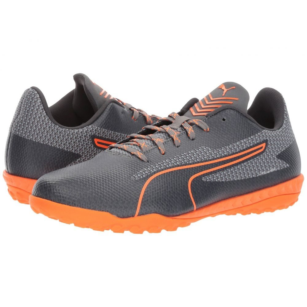 プーマ メンズ サッカー シューズ・靴【365 Netfit ST】Quiet Shade/Shocking Orange/Asphalt/Quarry