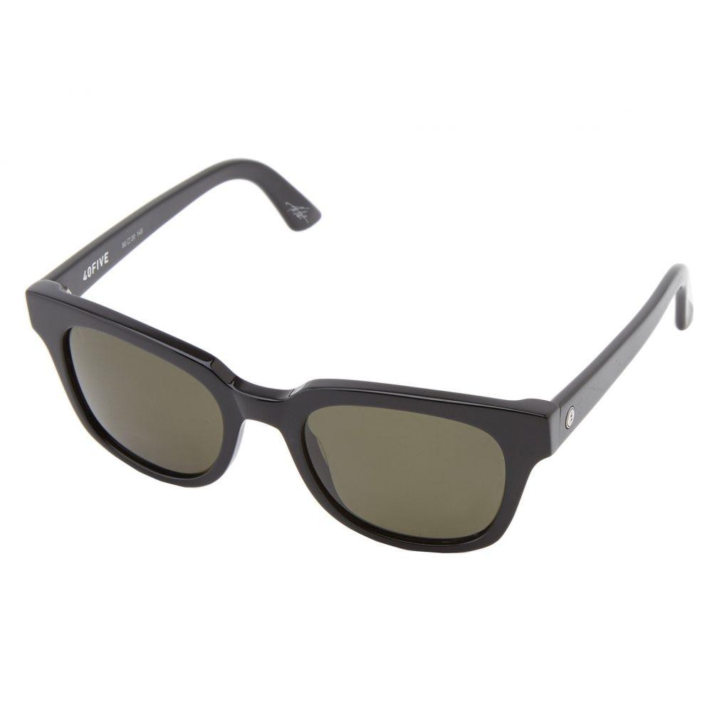 エレクトリック メンズ メガネ・サングラス【40Five】Gloss Black/M1 Grey Polar