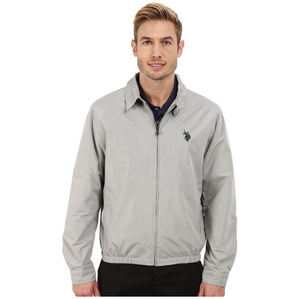 ユーエスポロアッスン メンズ ゴルフ アウター【Golf Jacket】Limestone