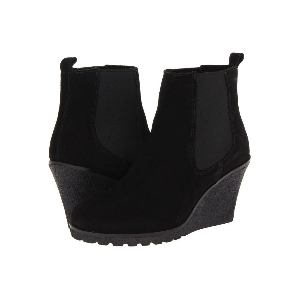 ラ カナディアン レディース シューズ・靴 ブーツ【Kelsey】Black Suede