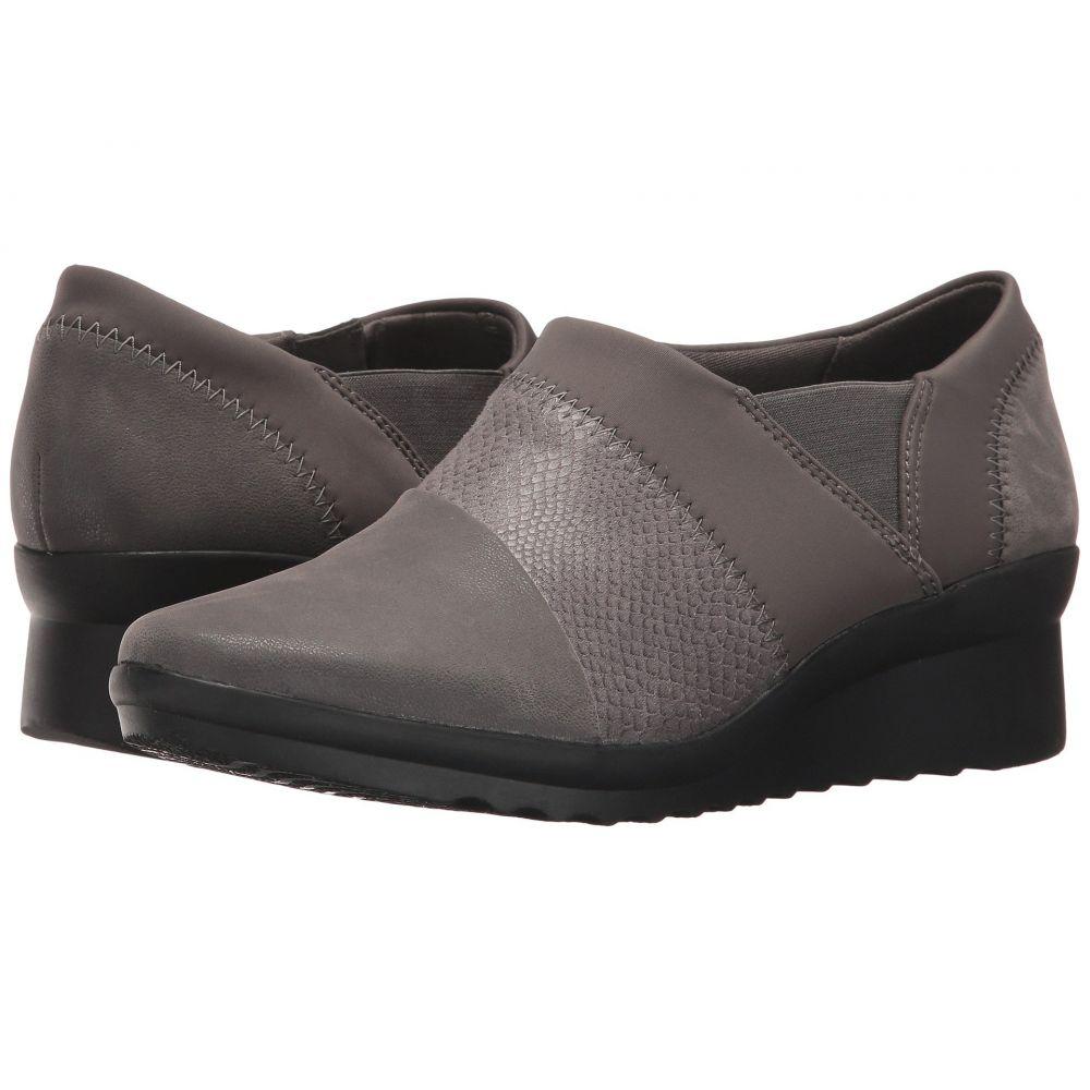 クラークス レディース シューズ・靴【Caddell Denali】Grey