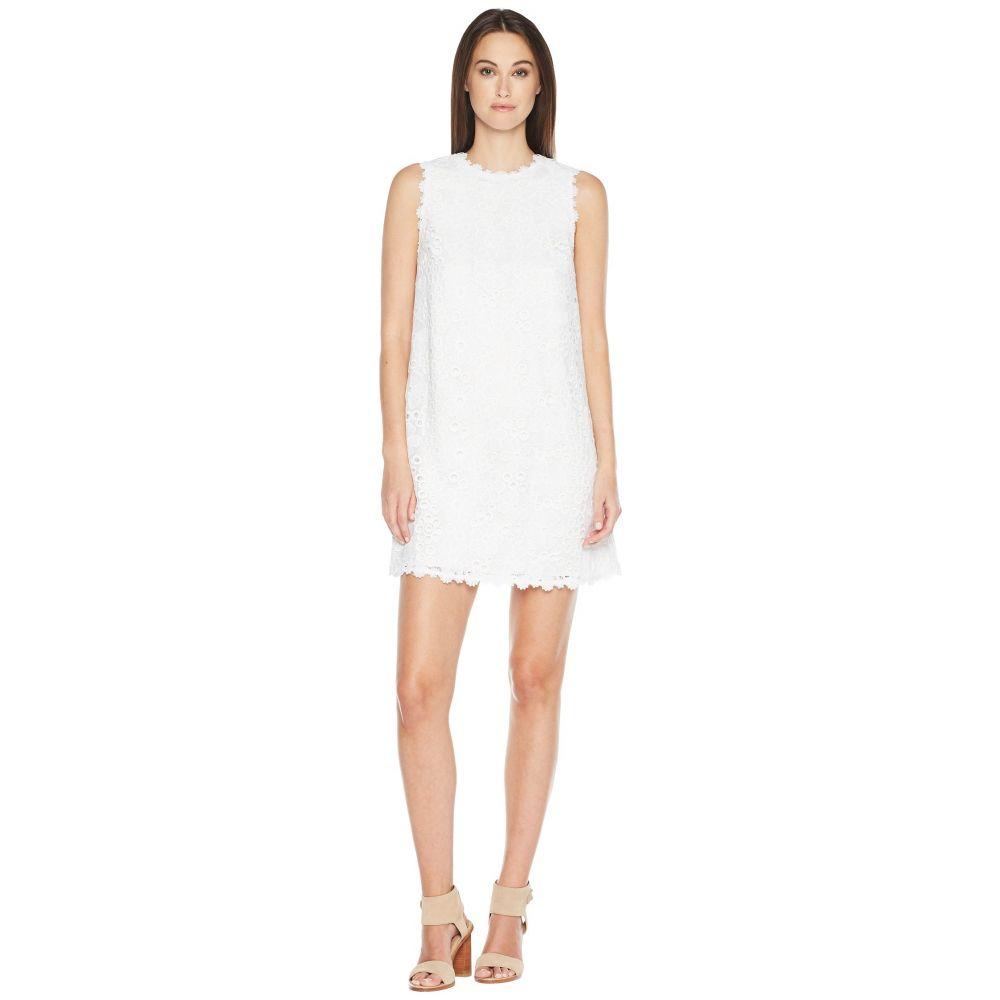 ケイト スペード レディース ワンピース・ドレス ワンピース【Lace Shift Dress】Fresh White