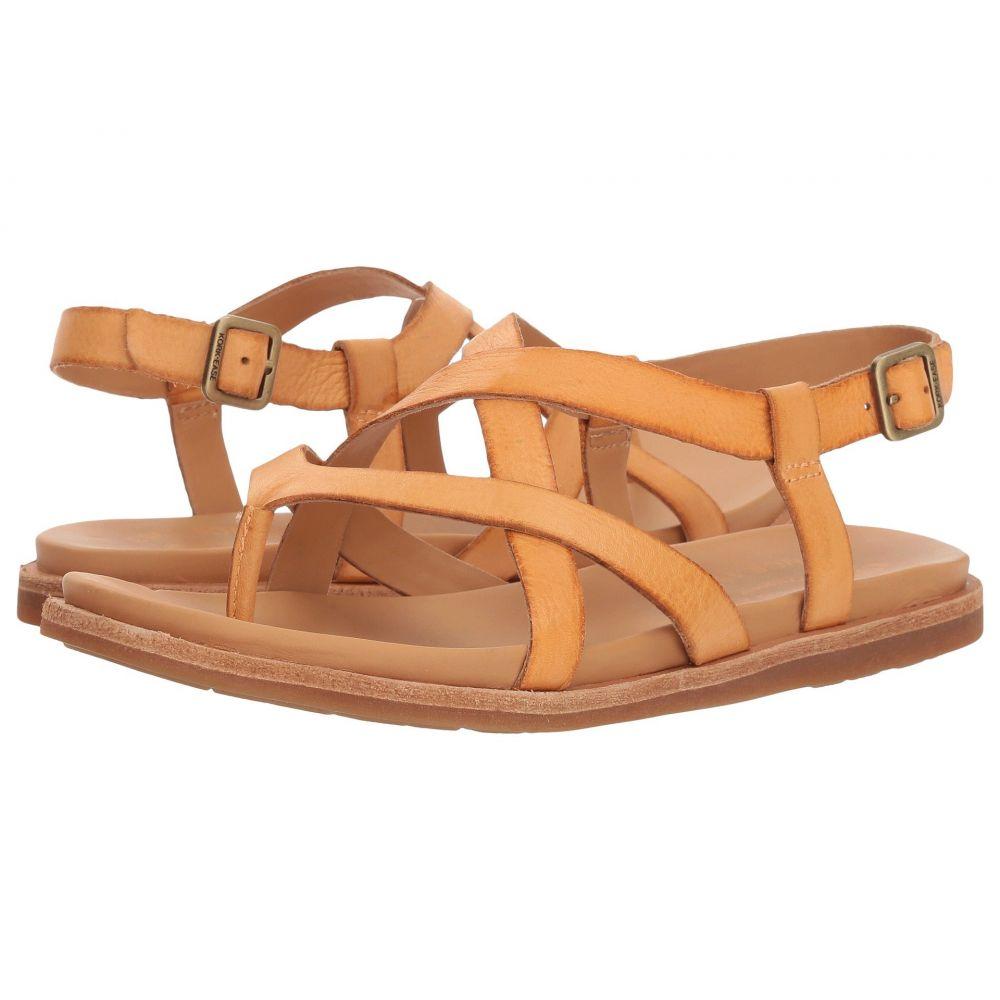 コークイーズ Kork-Ease レディース シューズ・靴 サンダル・ミュール【Yarbrough】Orange Full Grain Leather