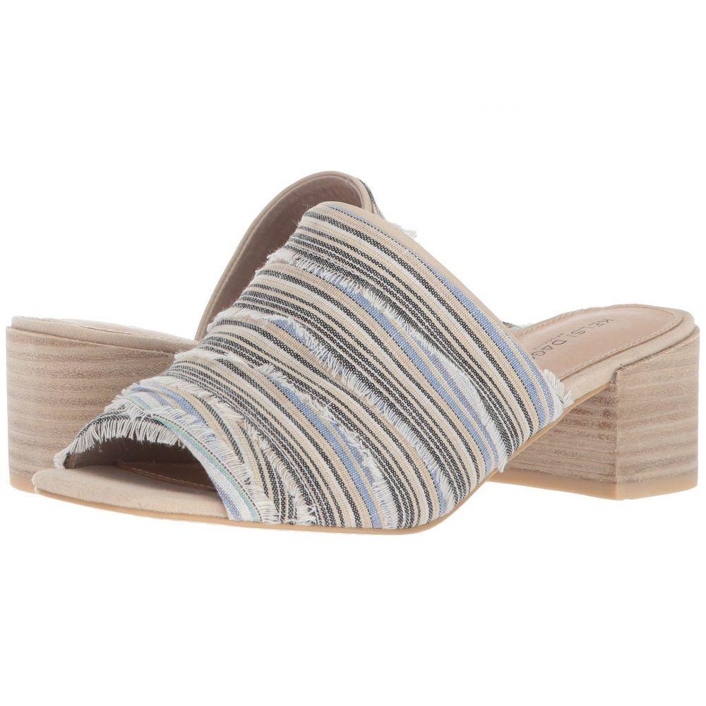 ケルシー ダガー Kelsi Dagger Brooklyn レディース シューズ・靴 サンダル・ミュール【Seigel Slide】Bone/Multi Leather/Fabric
