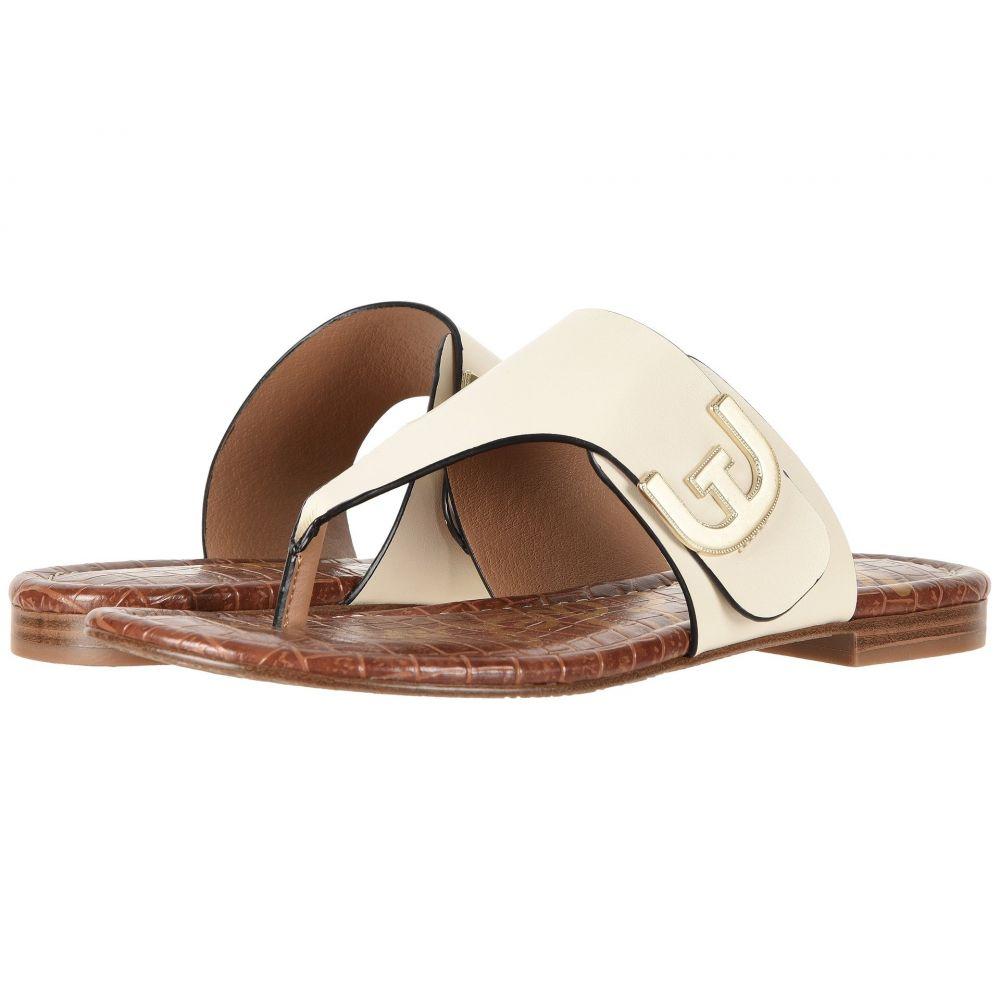 サム エデルマン Sam Edelman レディース シューズ・靴 ビーチサンダル【Barry】Modern Ivory Vaquero Saddle Leather