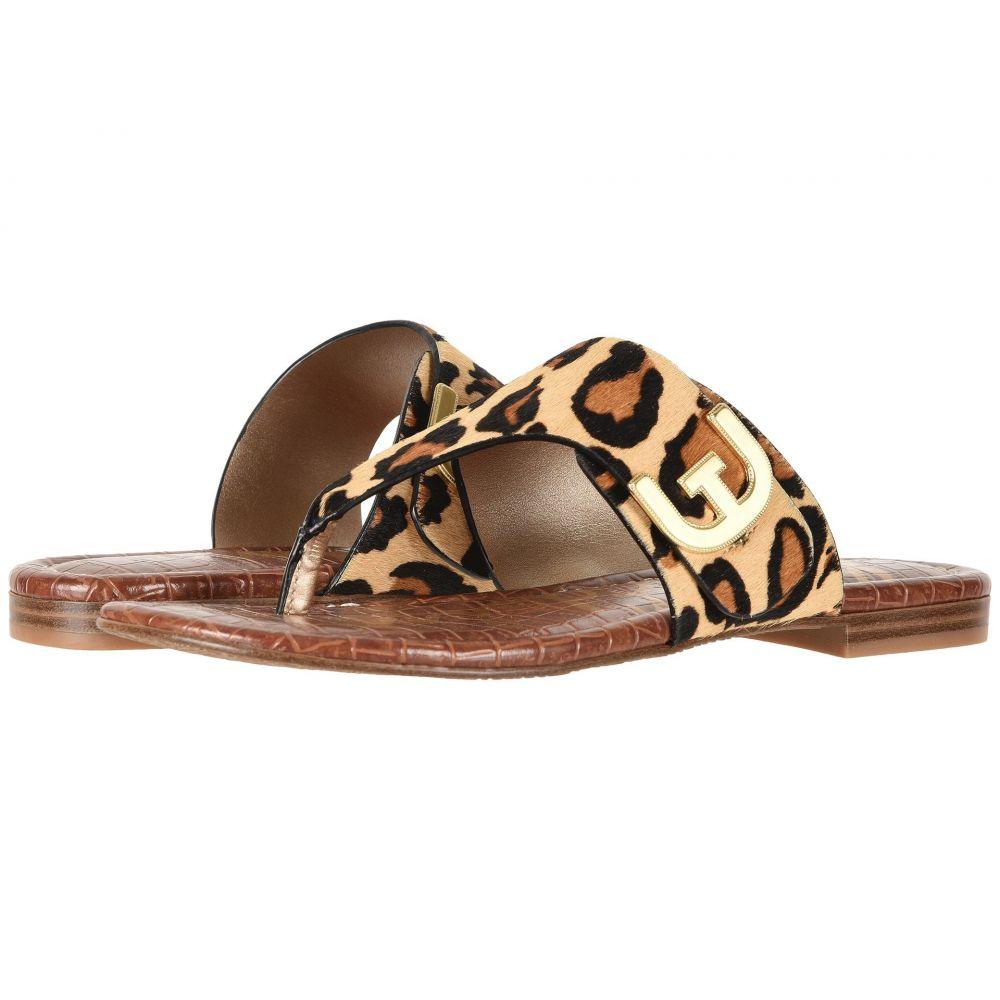 サム エデルマン Sam Edelman レディース シューズ・靴 ビーチサンダル【Barry】New Nude Leopard Leopard Brahma Hair