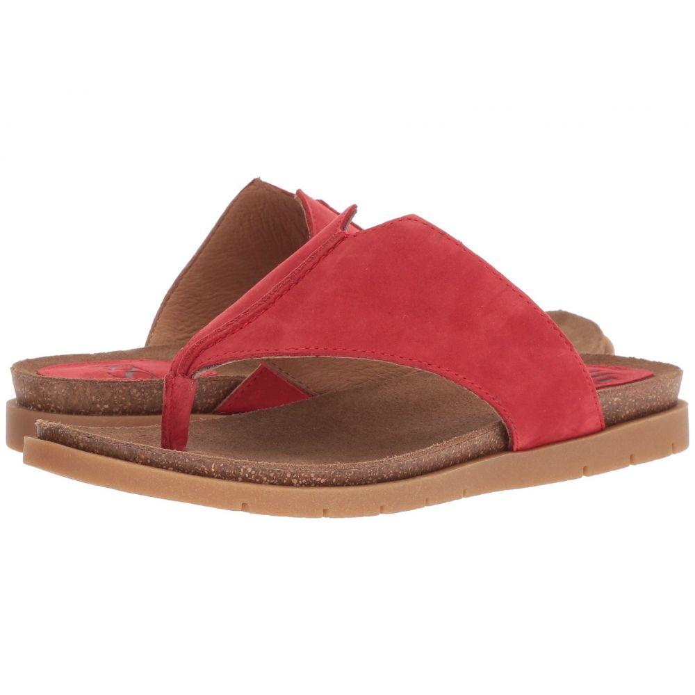 ソフト Sofft レディース シューズ・靴 ビーチサンダル【Rina】Coral Buttersoft