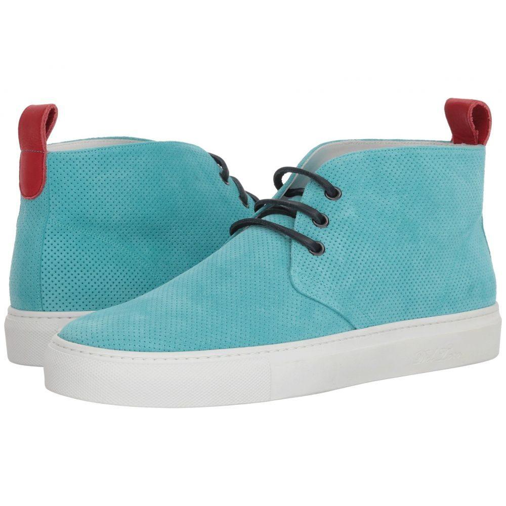 デル トロ Del Toro メンズ シューズ・靴 スニーカー【High Top Chukka Sneaker】Aqua Perf