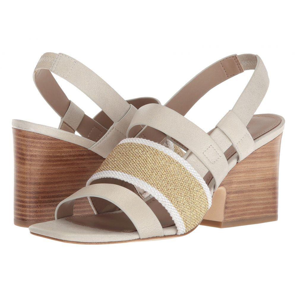 ドナルド ジェイ プリナー Donald J Pliner レディース シューズ・靴 サンダル・ミュール【Mae】Platino/White