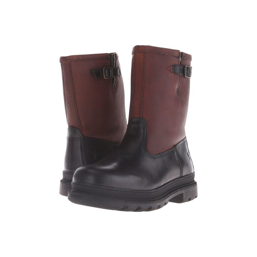 フライ Frye メンズ シューズ・靴 ブーツ【Riley Pull On】Black Multi WP Smooth Pull Up