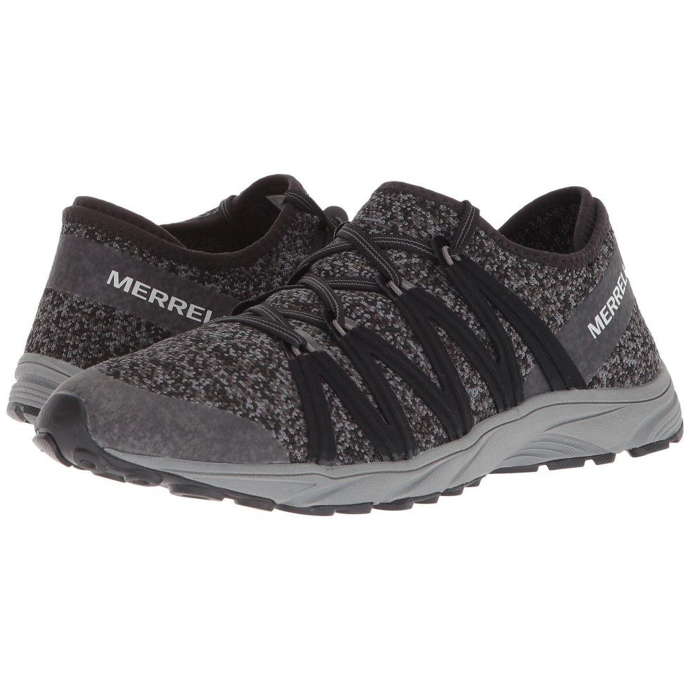 メレル Merrell レディース シューズ・靴 スニーカー【Riveter Knit】Black