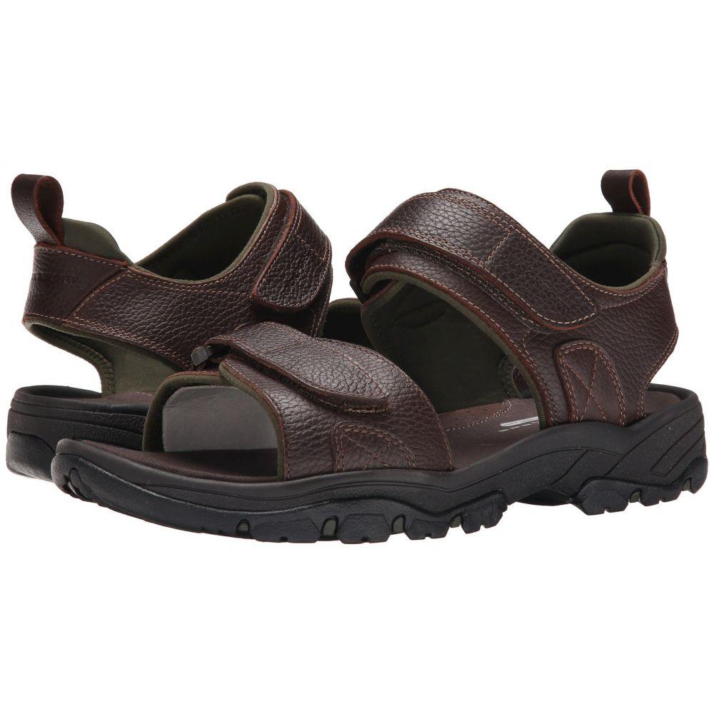 ロックポート Rockport メンズ シューズ・靴 サンダル【Springboro Rocklake】Dark Brown