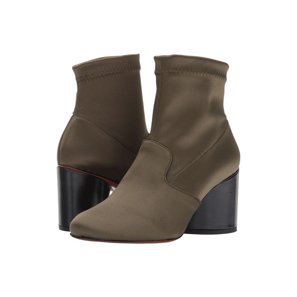 ロベール クレジュリー Clergerie レディース シューズ・靴 ブーツ【Kosst】Lychen Satin Stretch