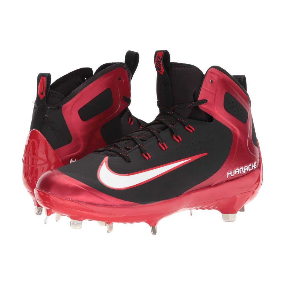 ナイキ Nike メンズ シューズ・靴【Alpha Huarache Elite】University Red/White/Black/Volt