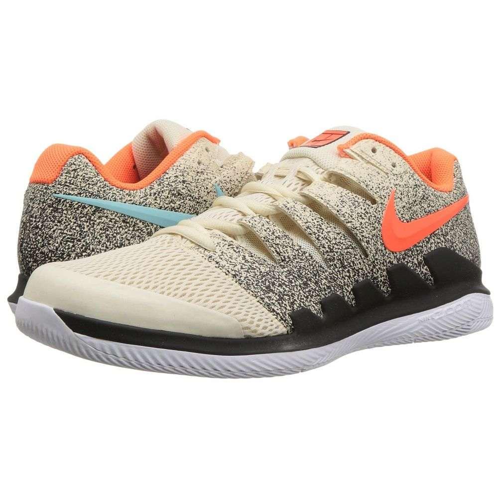 ナイキ Nike メンズ テニス シューズ・靴【Air Zoom Vapor X】Light Cream/Bleached Aqua/Black