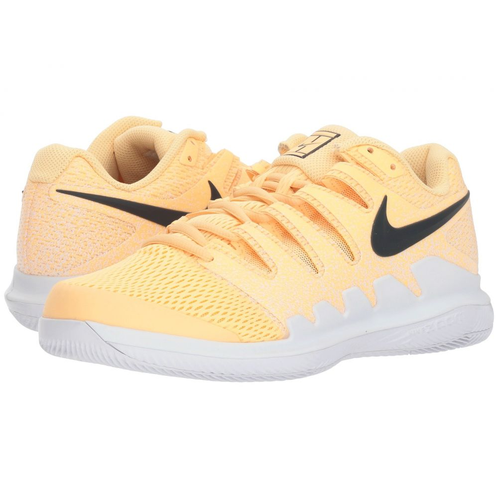 ナイキ Nike レディース テニス シューズ・靴【Air Zoom Vapor X】Tangerine Tint/Anthracite/White
