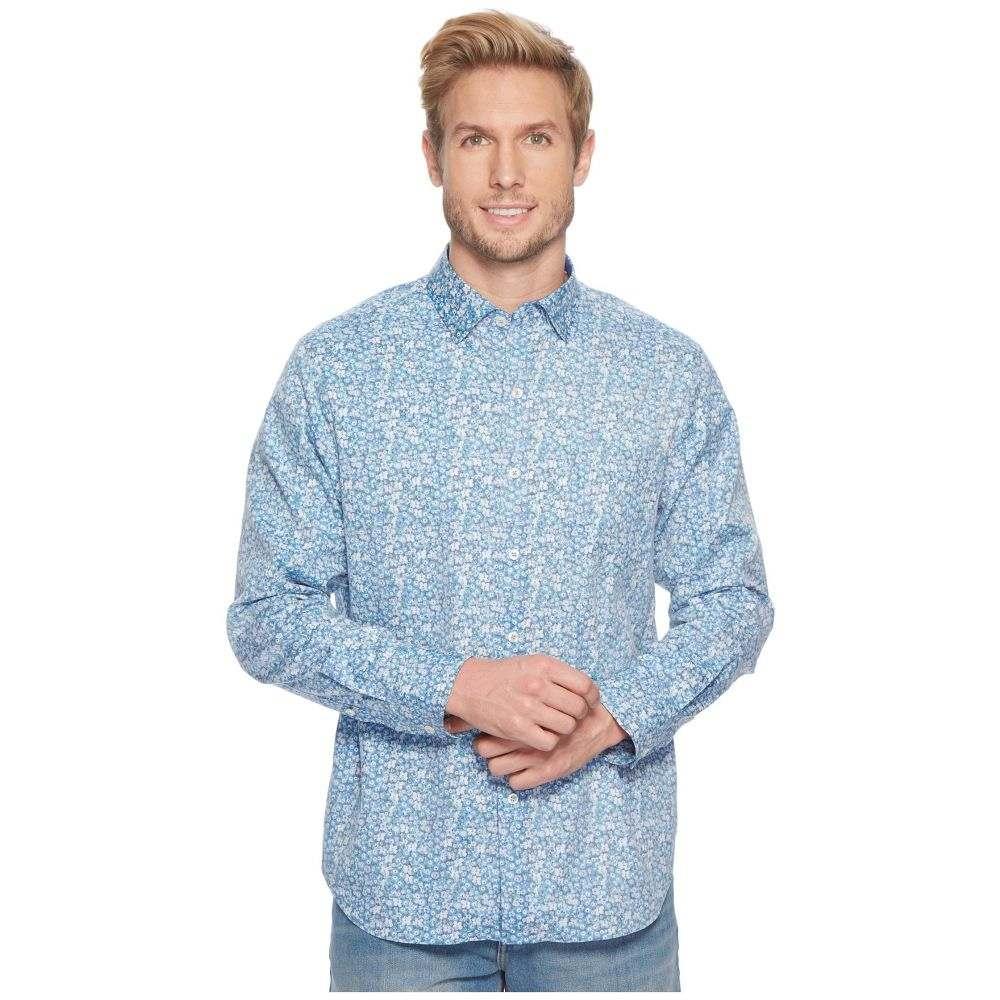 トミー バハマ Tommy Bahama メンズ トップス シャツ【Oleander Blooms Shirt】Kingdom Blue