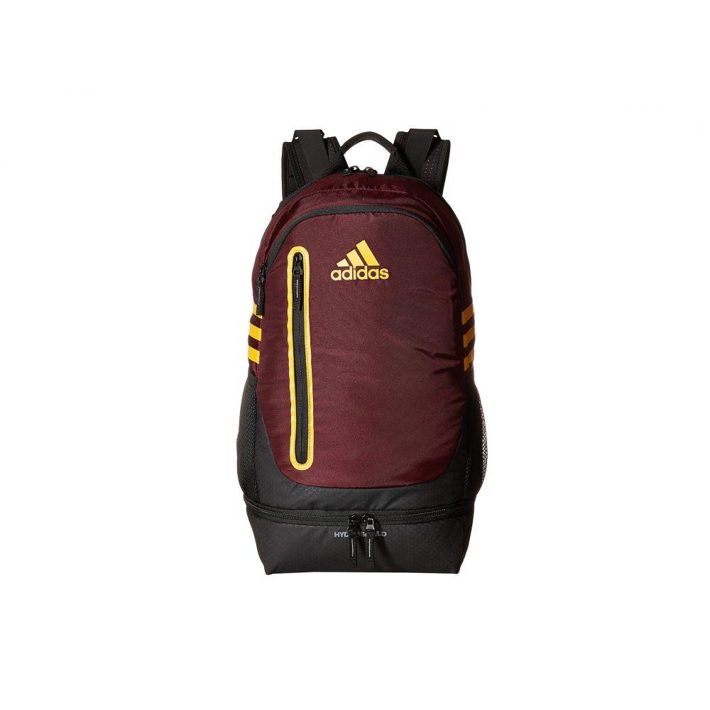 アディダス adidas メンズ バッグ バックパック・リュック【Pivot Team Backpack】Maroon/Collegiate Gold
