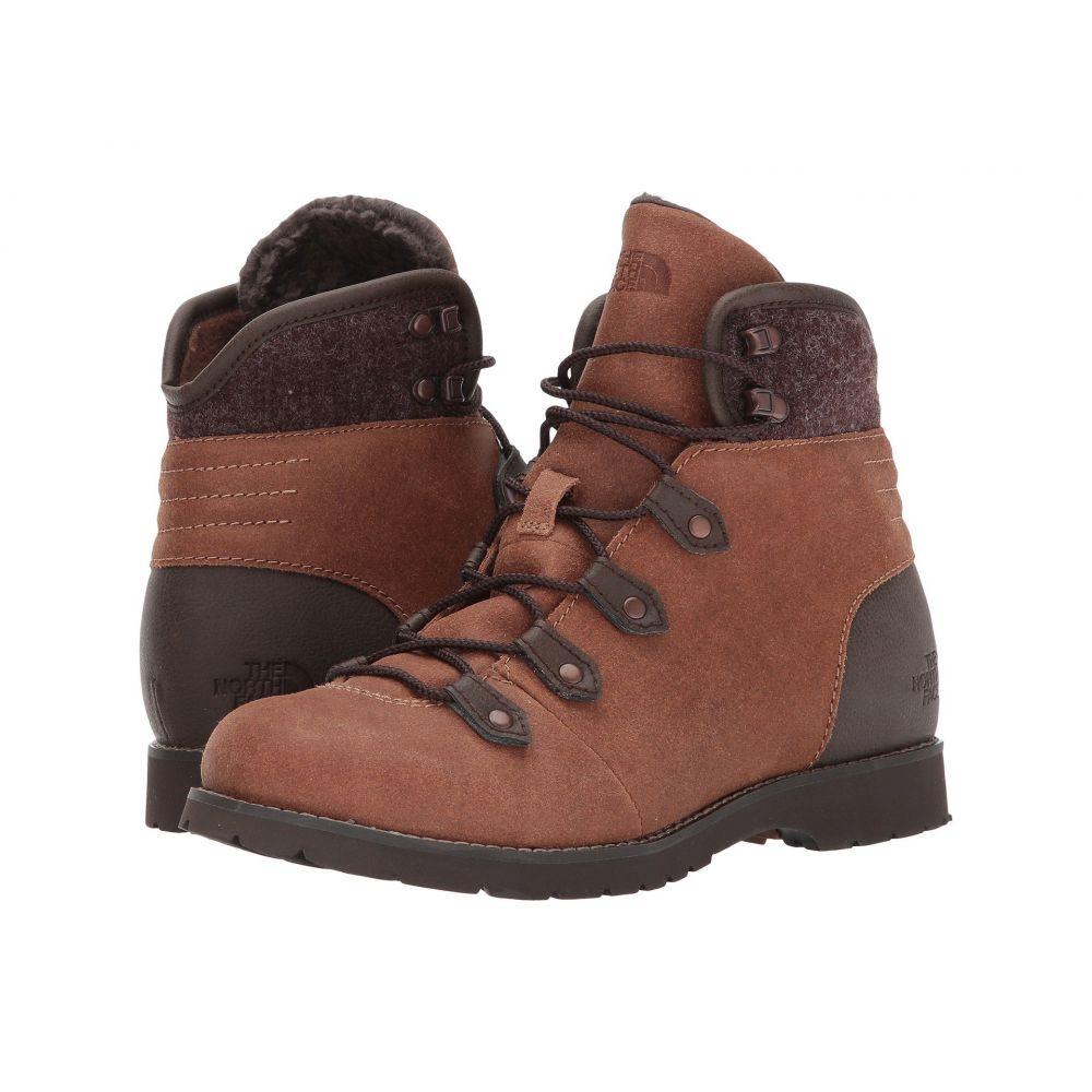 ザ ノースフェイス The North Face レディース ハイキング・登山 シューズ・靴【Ballard Boyfriend Boot】Dachshund Brown/Demitasse Brown (Past Season)