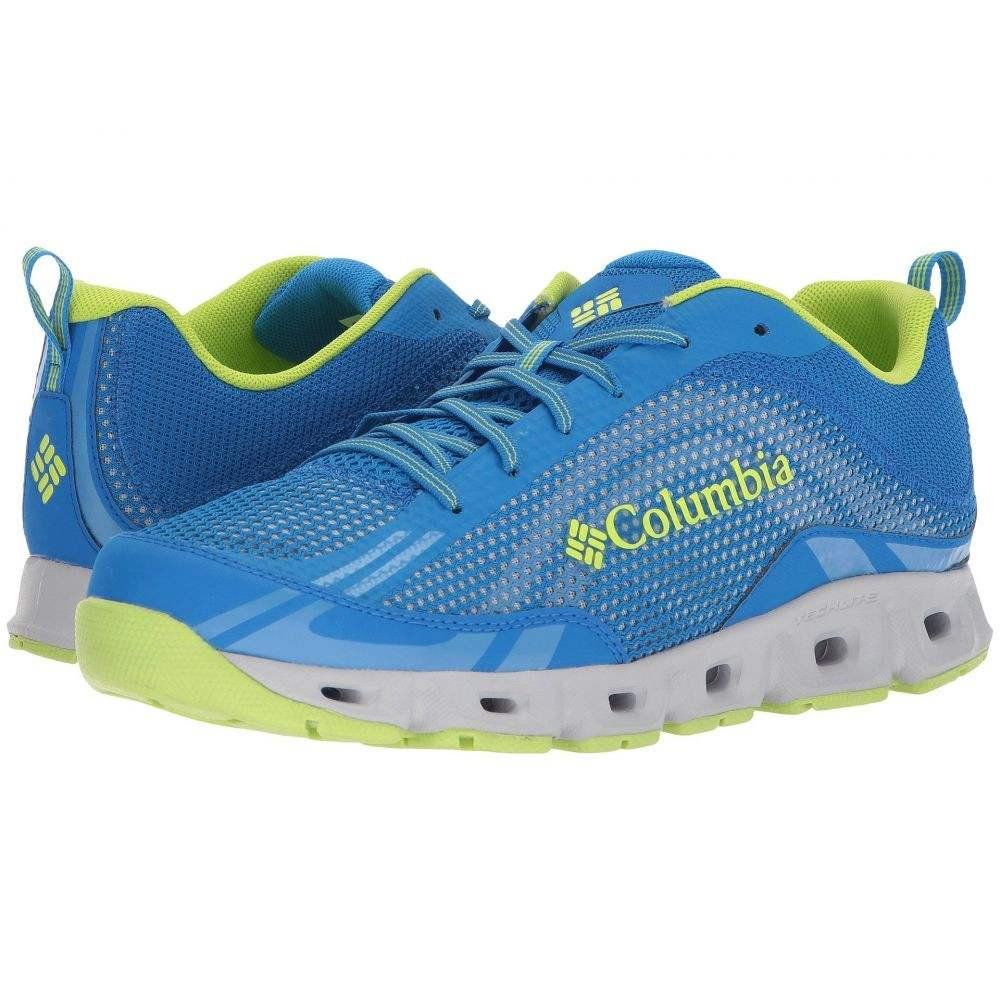 コロンビア Columbia メンズ ハイキング・登山 シューズ・靴【Drainmaker IV】Hyper Blue/Fission
