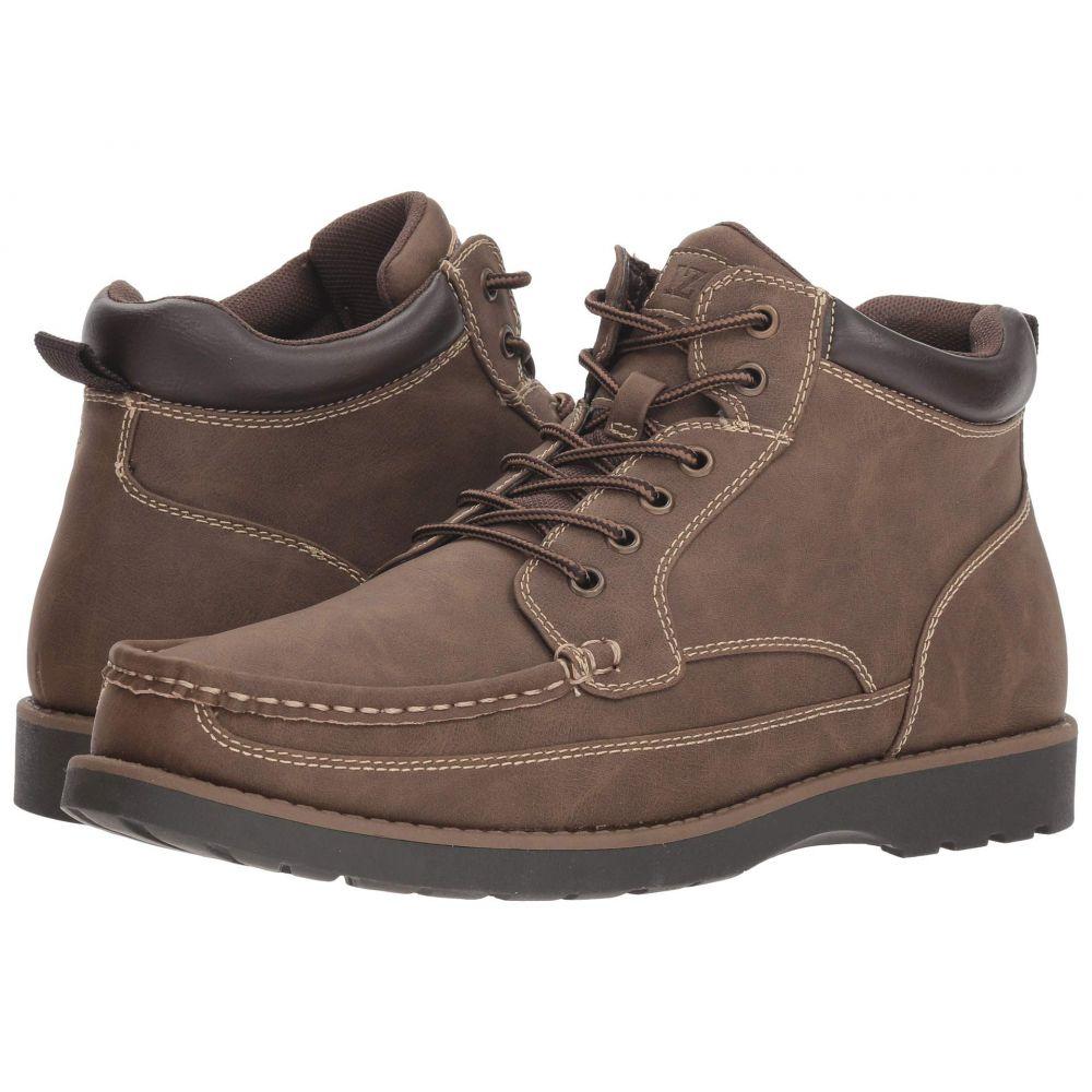アイゾッド IZOD メンズ ハイキング・登山 シューズ・靴【Jaret】Brown