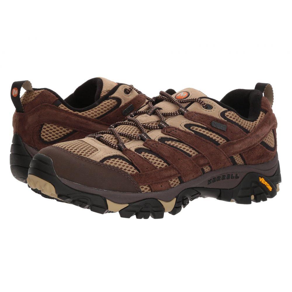 メレル Merrell メンズ ハイキング・登山 シューズ・靴【Moab 2 Waterproof】Bracken