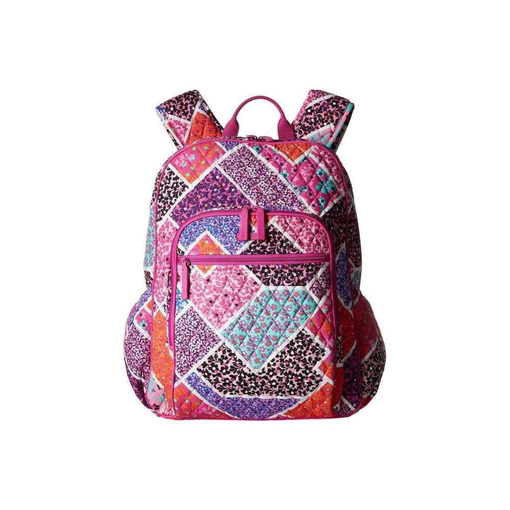 ヴェラ ブラッドリー Vera Bradley レディース バッグ バックパック・リュック【Campus Tech Backpack】Modern Medley