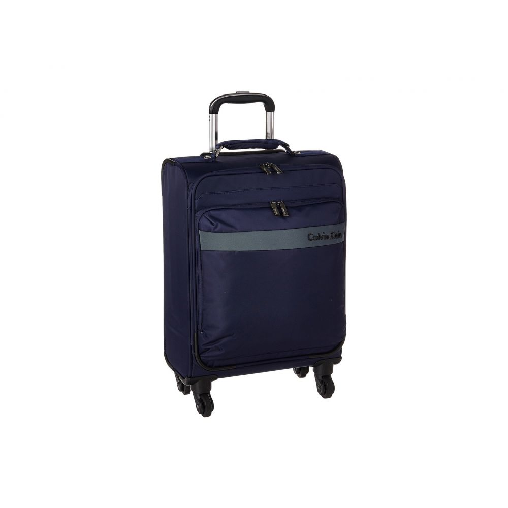 カルバンクライン Calvin Klein メンズ バッグ スーツケース・キャリーバッグ【Flatiron 3.0 21 Upright Suitcase】Blue