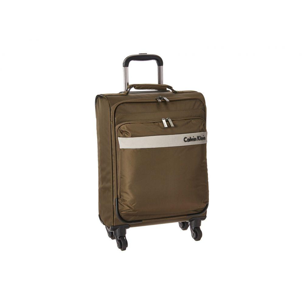 カルバンクライン Calvin Klein メンズ バッグ スーツケース・キャリーバッグ【Flatiron 3.0 21 Upright Suitcase】Brown