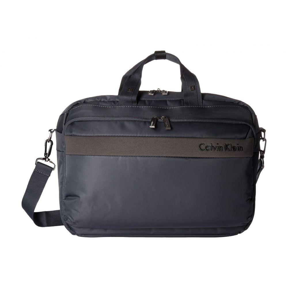 カルバンクライン Calvin Klein メンズ バッグ パソコンバッグ【Flatiron 3.0 Laptop Case】Grey
