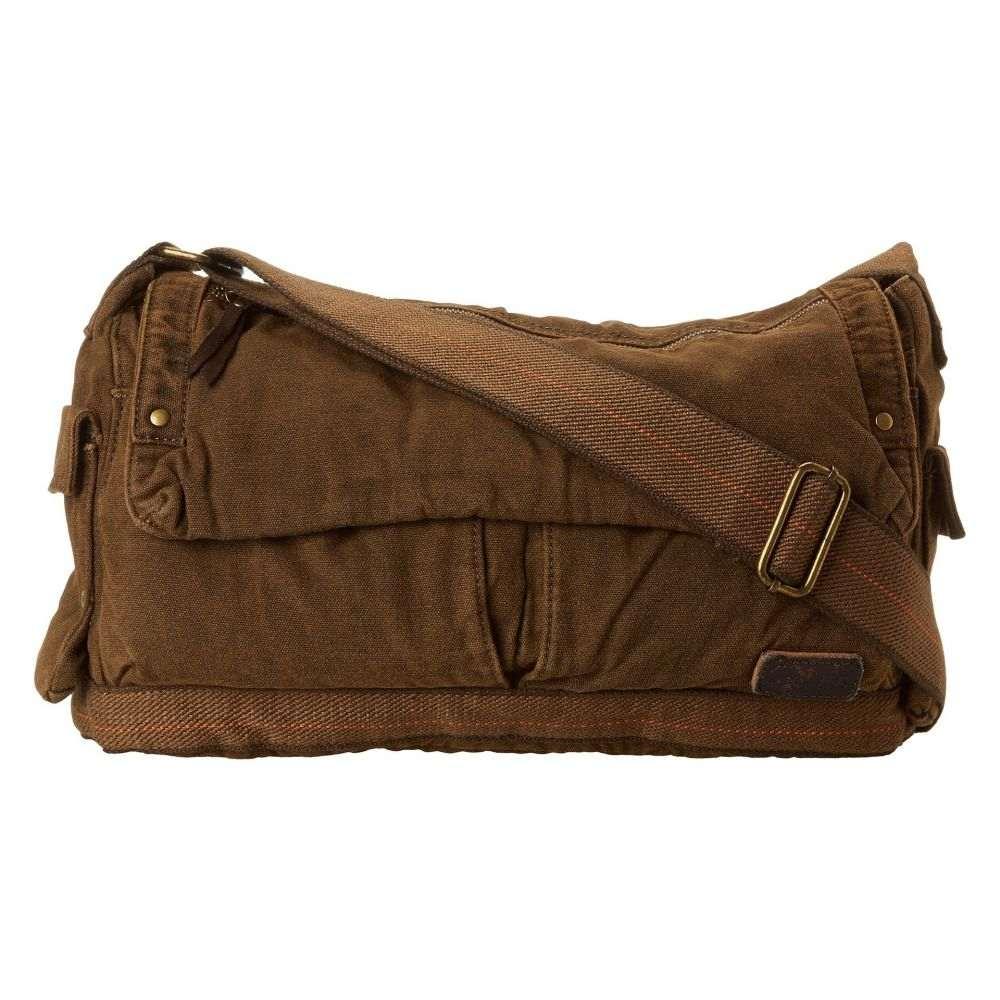 ベッドステュ Bed Stu メンズ バッグ メッセンジャーバッグ【Hawkeye Messenger Bag】Brown