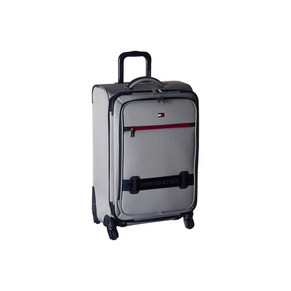 トミー ヒルフィガー Tommy Hilfiger メンズ バッグ スーツケース・キャリーバッグ【Nomad 24 Upright Suitcase】Grey