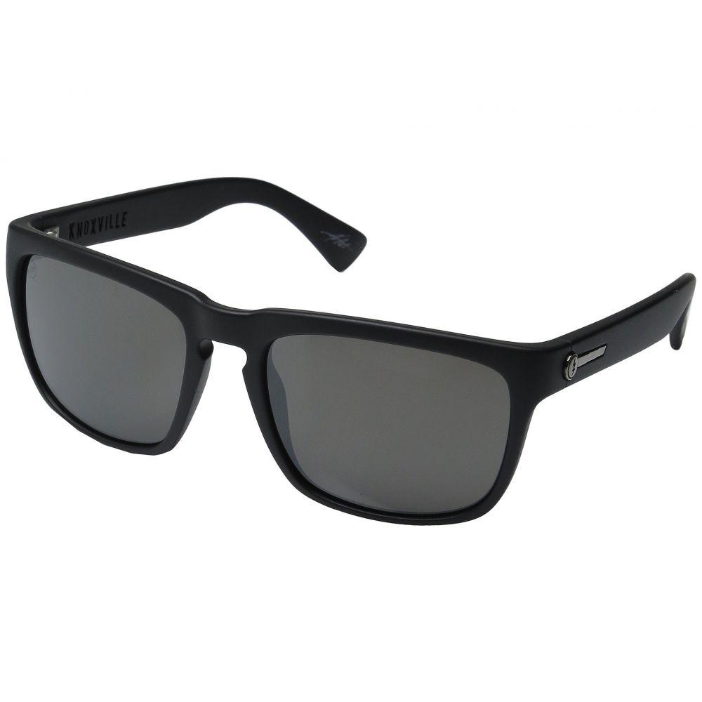 エレクトリック Electric Eyewear メンズ メガネ・サングラス【Knoxville】Dark Chrome/Optical Health Through Melanin Dark Silver Chrome