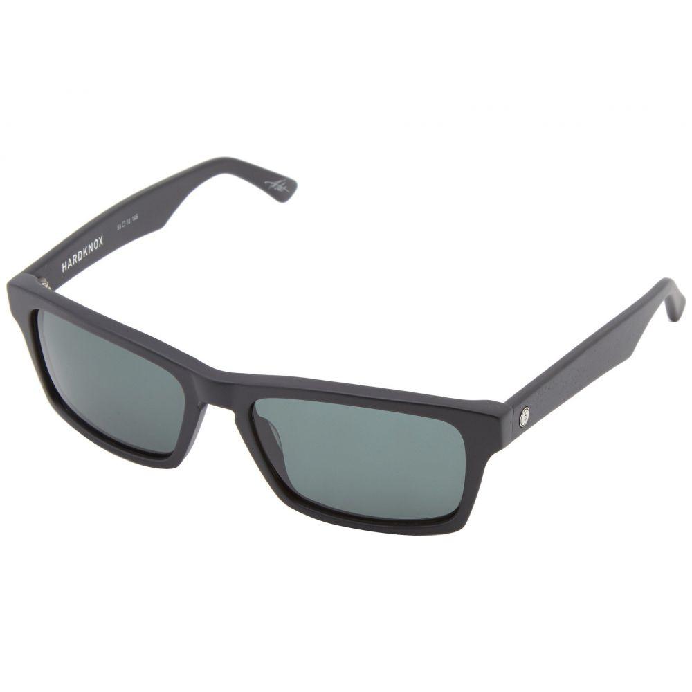 エレクトリック Electric Eyewear メンズ メガネ・サングラス【Hardknox】Matte Black/M Grey