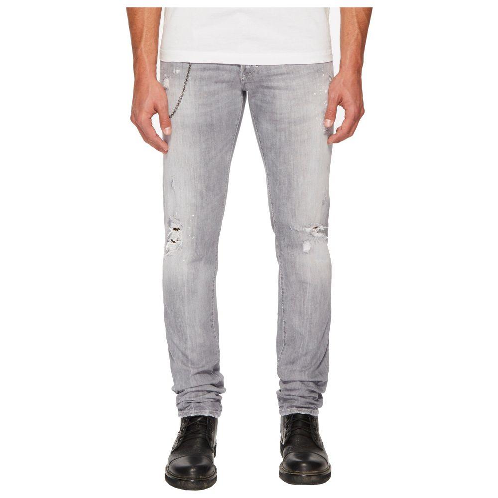 ディースクエアード DSQUARED2 メンズ ボトムス・パンツ ジーンズ・デニム【Slim Jean】Light Grey Broken Wash