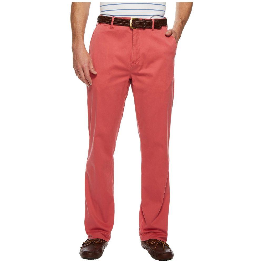 ラルフ ローレン Polo Ralph Lauren メンズ ボトムス・パンツ【Classic Fit Stretch Newport Pants】Nantucket Red