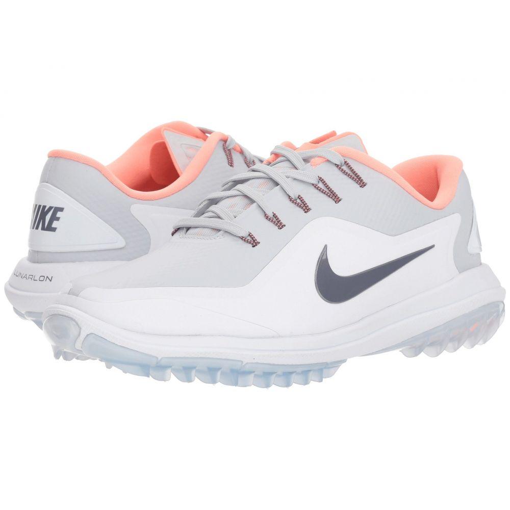 【希少!!】 ナイキ Golf Nike Golf レディース 2】Pure ゴルフ シューズ・靴【Lunar Carbon/White Control Vapor 2】Pure Platinum/Light Carbon/White, 岩木町:570d047c --- canoncity.azurewebsites.net