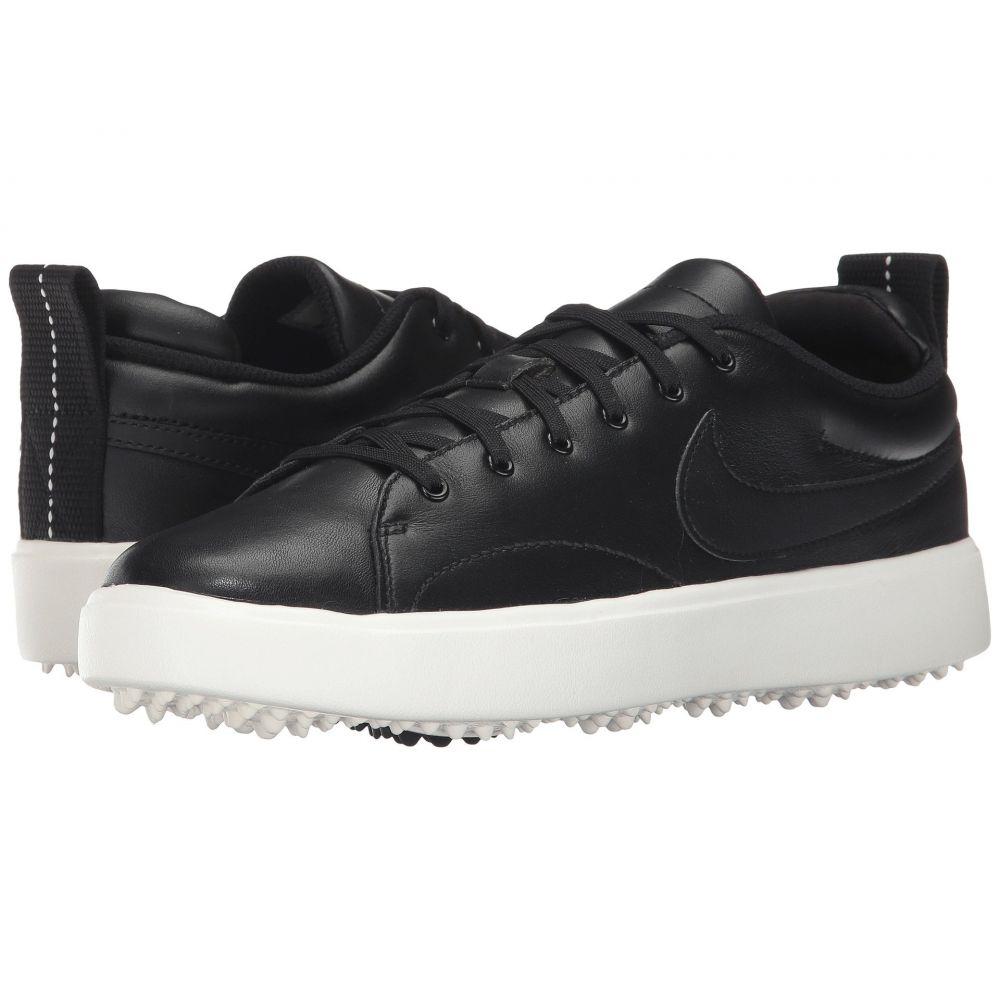 ナイキ Nike Golf レディース ゴルフ シューズ・靴【Course Classic】Black/Black/Sail